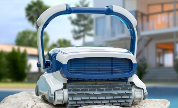 Aquabot Elite Robotic Pool Cleaner